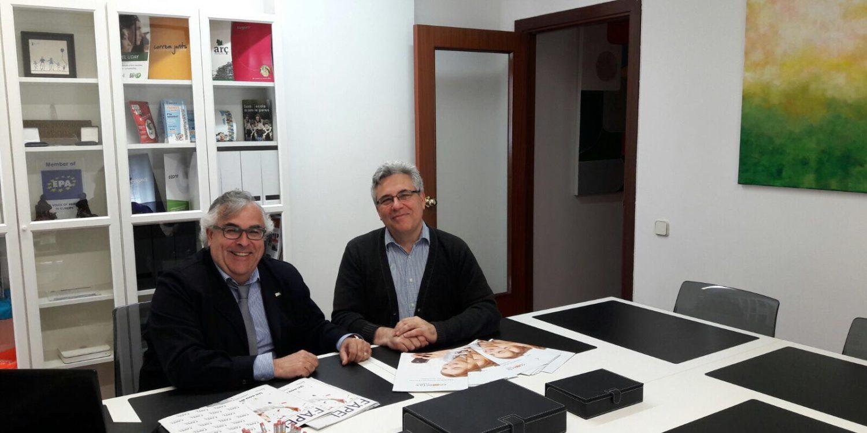 FAPEL signa un conveni de col·laboració amb Connecta+