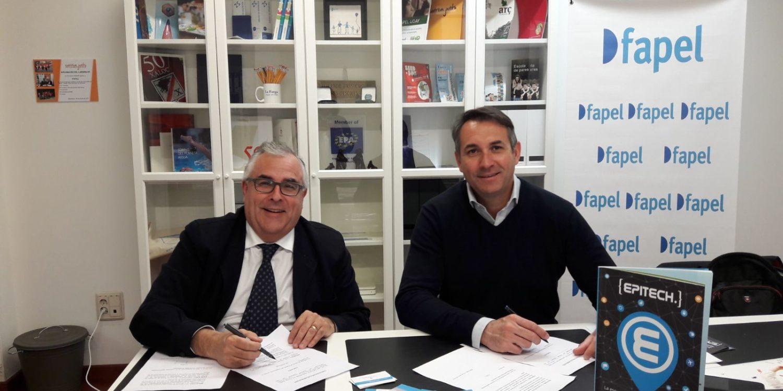 Nou acord de col·laboració amb Epitech