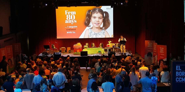 FAPEL present a la 6ª edició de la Milla de Sarrià