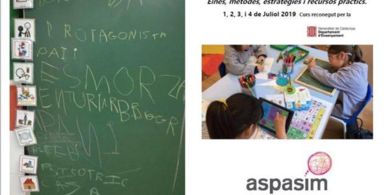 8a edició del curs de l'Escola Inclusiva d'ASPASIM