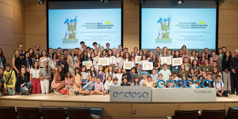 IV Edició del Premis a l'Ecoinnovació Educativa de la Fundació Endesa