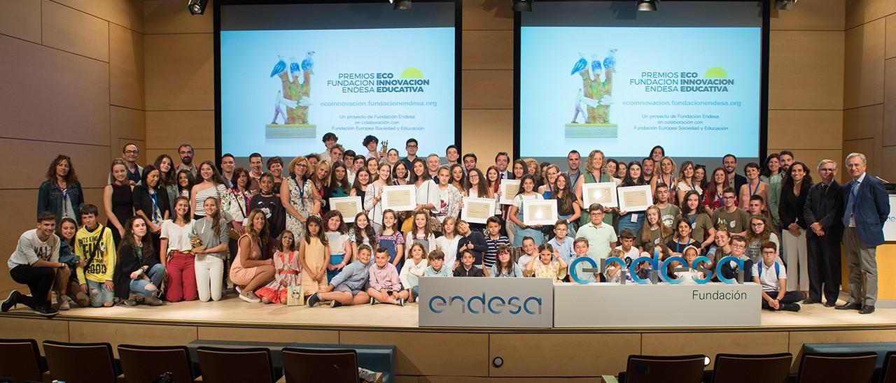 IV Edició Premis Ecoinnovació de la Fundació Endesa