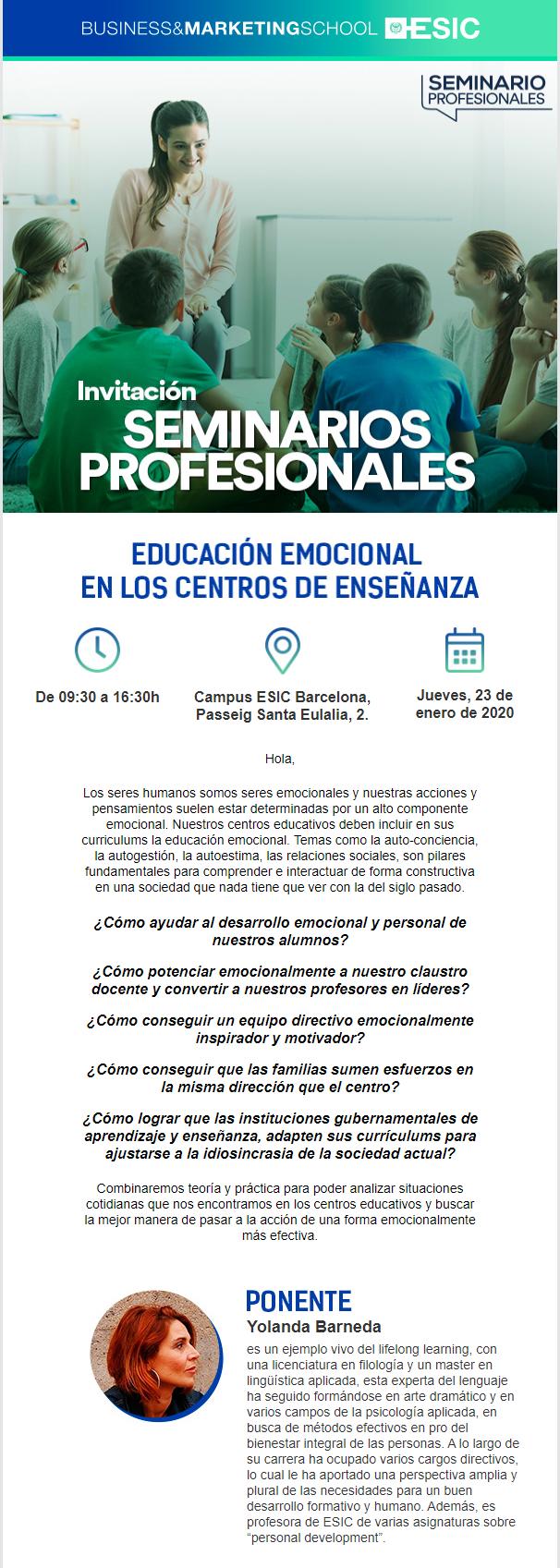 seminari educació emocional